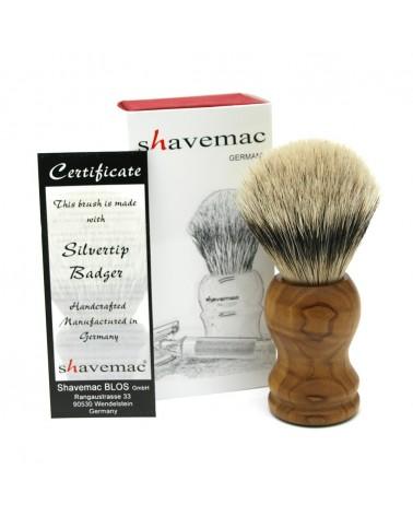 WO1 Silvertip Badger Shaving Brush