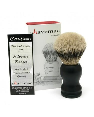 WE1 Silvertip Badger Shaving Brush
