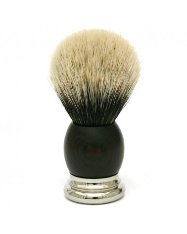 WC3 Silvertip 2-Band Badger Shaving Brush