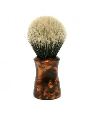 TB1 Silvertip 2-Band Badger Shaving Brush