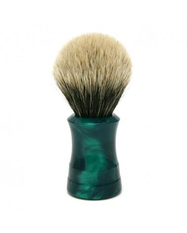 TE1 Silvertip 2-Band Badger Shaving Brush
